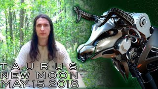 Taurus New Moon May 15th 2018- Investment in True Worth; Inner-Stability. Preparing to be Unprepared
