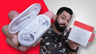 OnePlus Buds Z TWS Earphones Unboxing & First Impressions ⚡Best TWS Under Rs.3000?