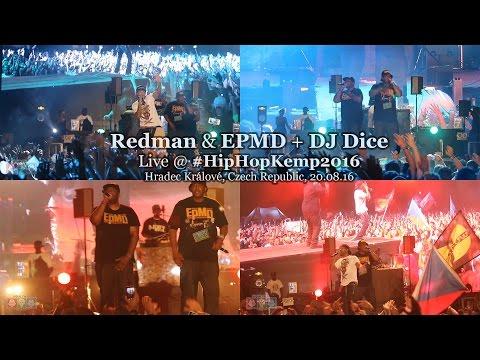 Redman & EPMD + DJ Dice • live @ Hip Hop...