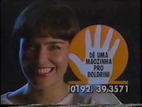 Intervalo Rede Manchete/TV FR Campinas - VT Show - 05/07/1992 (1/13)