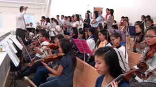 Hòa Khúc Tạ Ơn - Ca Đoàn Thánh Tâm 20140927