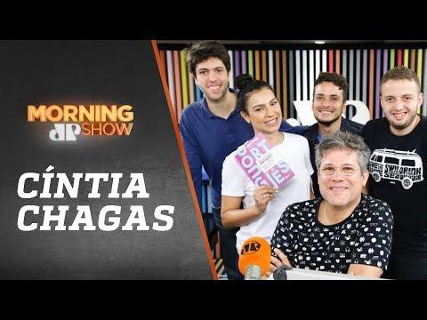 Professora Cíntia Chagas - Morning Show - 14/11/18