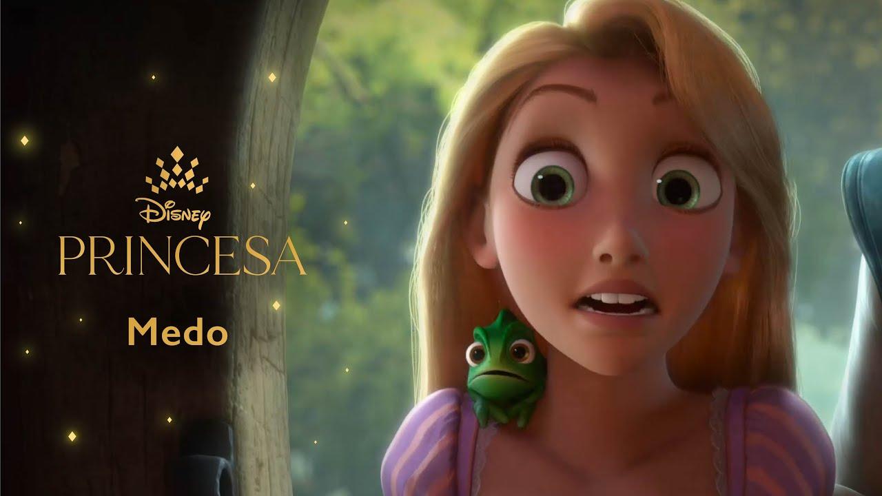 Mood: Medo l Disney Princesa