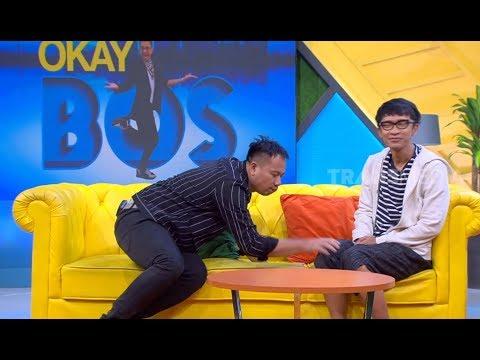 Aming TAKUT DIKAWININ Vicky Prasetyo | OKAY BOS (12/11/19) Part 1