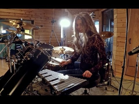 RUSH~The Spirit Of Radio~[Drum Cover]~Brooke C