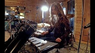 RUSH~The Spirit Of Radio~[Drum Cover]~Brooke C