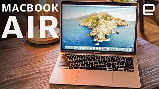 Apple MacBook Air (2020) review: It's all about the keyboard