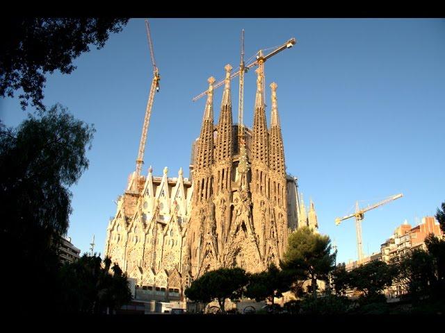 スペインが誇る世界的な建築物に迫る!映画『創造と神秘のサグラダ・ファミリア』予告編