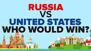 Russia Vs The United States Who Would Win Military Comparison