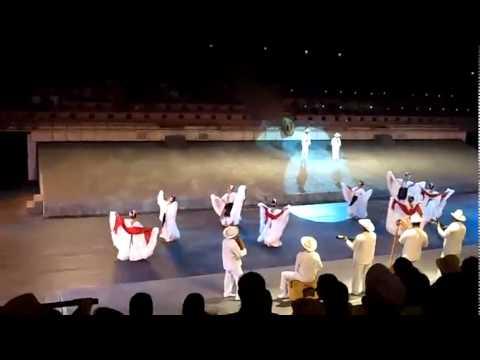 """Video """"Mexico Espectacular"""" en Xcaret (2011)"""