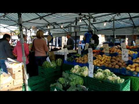 Market Day, High Street, Crawley, West Sussex.