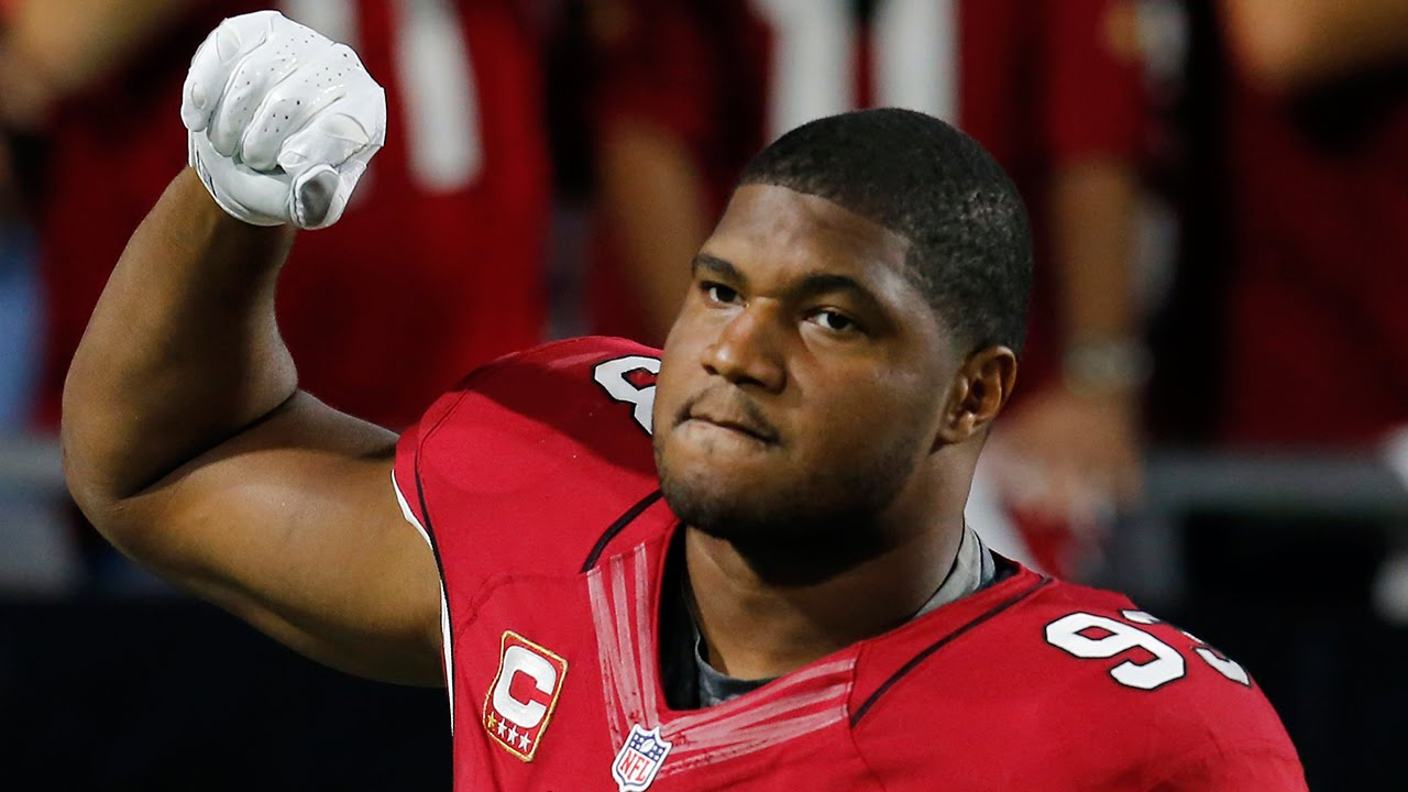 DDFP TV 2 minute drill with Calais Campbell