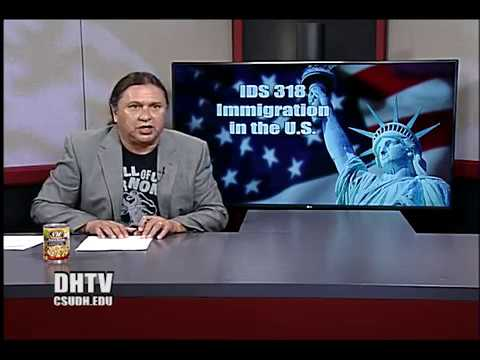 IDS318 Immigration in the United States #04 Fall 2017
