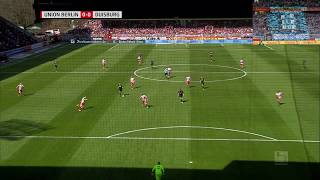 1. FC Union Berlin vs. MSV Duisburg (2.Bundesliga 29. Spieltag 2017/2018)
