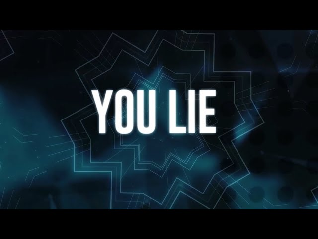 Gianluca Dimeo - You Lie (Lyrics / Lyric Video)