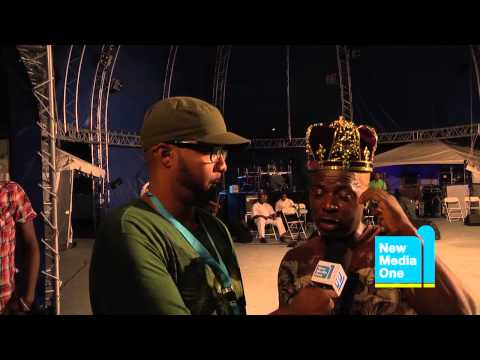 Antigua Carnival 2012 - Calypso Monarch Winner- De Bear Interview