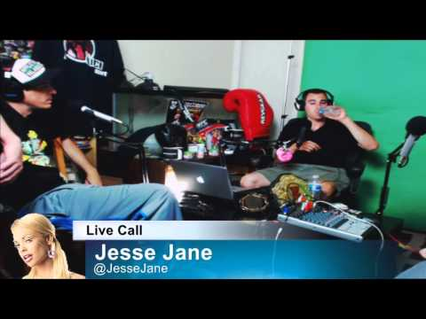 Adult Star Jesse Jane Talks Ronda Rousey Tito Ortiz and Phil Davis