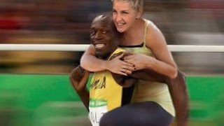 Is Photoshop Of Ellen Riding Usain Bolt Racist?