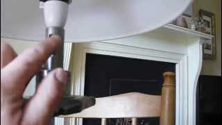 Crankshaft Table Lamp
