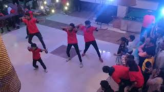 New year 2019 | Zero Degree Crew special performance | Hotel Vits |Sky Dhaba