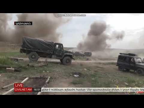 II Qarabağ savaşı (2020) Artilleriyamız işğalçı ordunun başına göydən od yağdırır || II Karabakh War