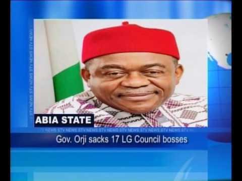Orji Sacks 17 Local Government Councils of the State
