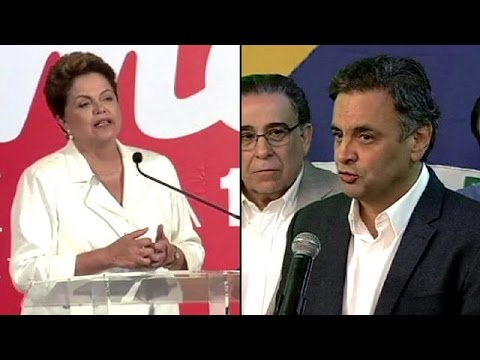 Extra time in Brazil's presidential election