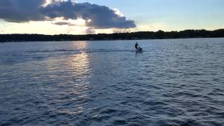 flatwater double backflip two in a row