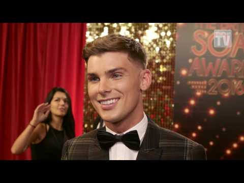 Soap Awards 2016: Hollyoaks' Kieron Richardson – I'm worried Duncan James will take my kids!