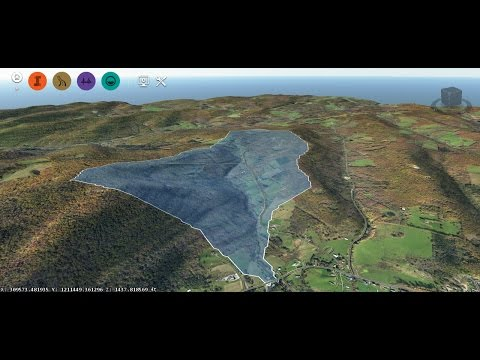 Finish Strong Friday:  Drainage Basin Delineation with Autodesk Infraworks 360