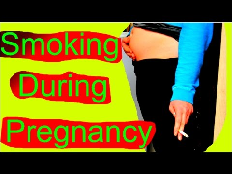 Smoking During Pregnancy | Is it Safe?