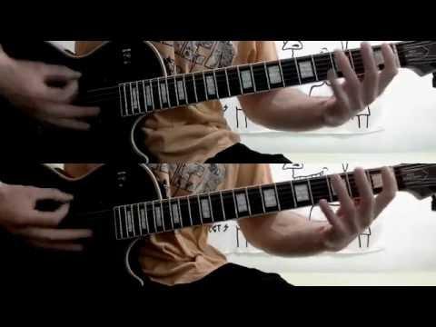 Gojira - Silvera (Full Guitar Cover)