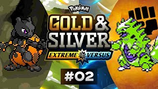 Pokemon Gold and Silver EXTREME Versus - EP02 | A RAGECANDYBAR!?
