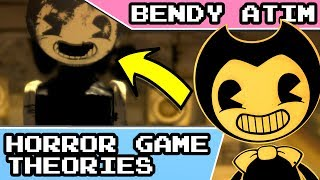 Bendy and the Ink Machine Theories: Why is Sammy's Body Inky?