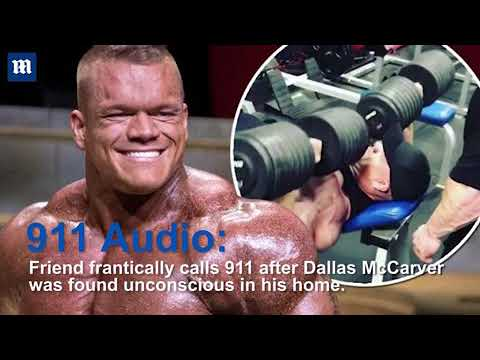 911 audio from the moment Dallas McCarver was found unconscious