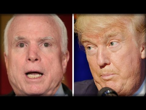 JOHN MCCAIN JUST MADE 'WATERGATE' ANNOUNCEMENT ABOUT TRUMP THAT'S SHAKING THINGS UP