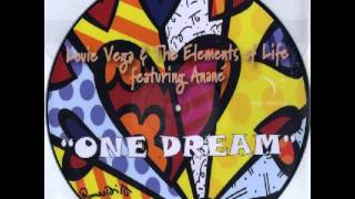 VR041   Louie Vega & The Elements Of Life feat  Anane   One Dream