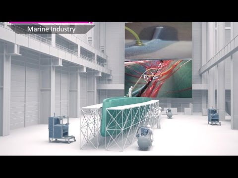 DIATEX | Business sectors of the Composite dept. - Marine industry