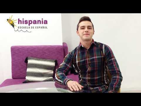 Entrevista Vladyslav Stas - Hispania, escuela de español