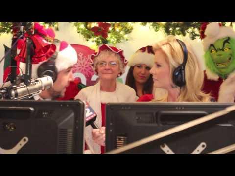 WNIC Christmas Music Launch!
