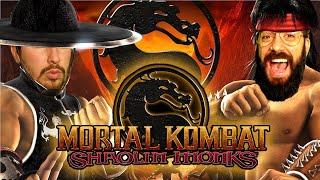 Mortal Kombat: Shaolin Monks   ¿ES ARGENTINO?   *PS2*