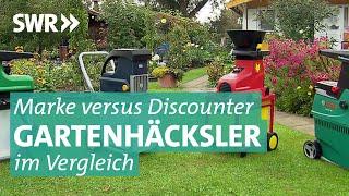 Gartenhäcksler im Test: Hilfe für den Heimgärtner?
