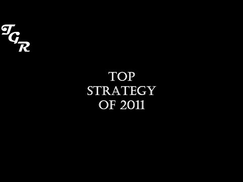 Top Strategy Games Of 2011