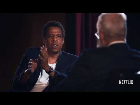 First Look: Jay-Z Breaks Down the Lyrical Game on David Letterman's Netflix Series