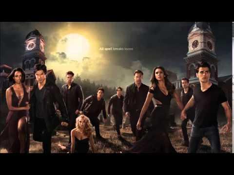 The Vampire Diaries 6x14 Colour Me In (Damien Rice)
