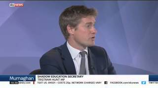 Tristram Hunt MP explains why he thinks the party struggled at the 2015 general election