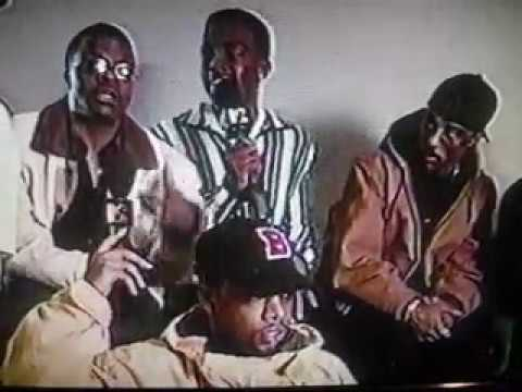 New Edition 1997 Backstage Interview