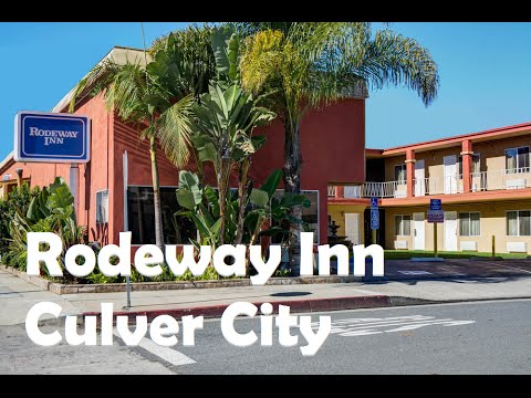 Rodeway Inn Culver City Hotels California