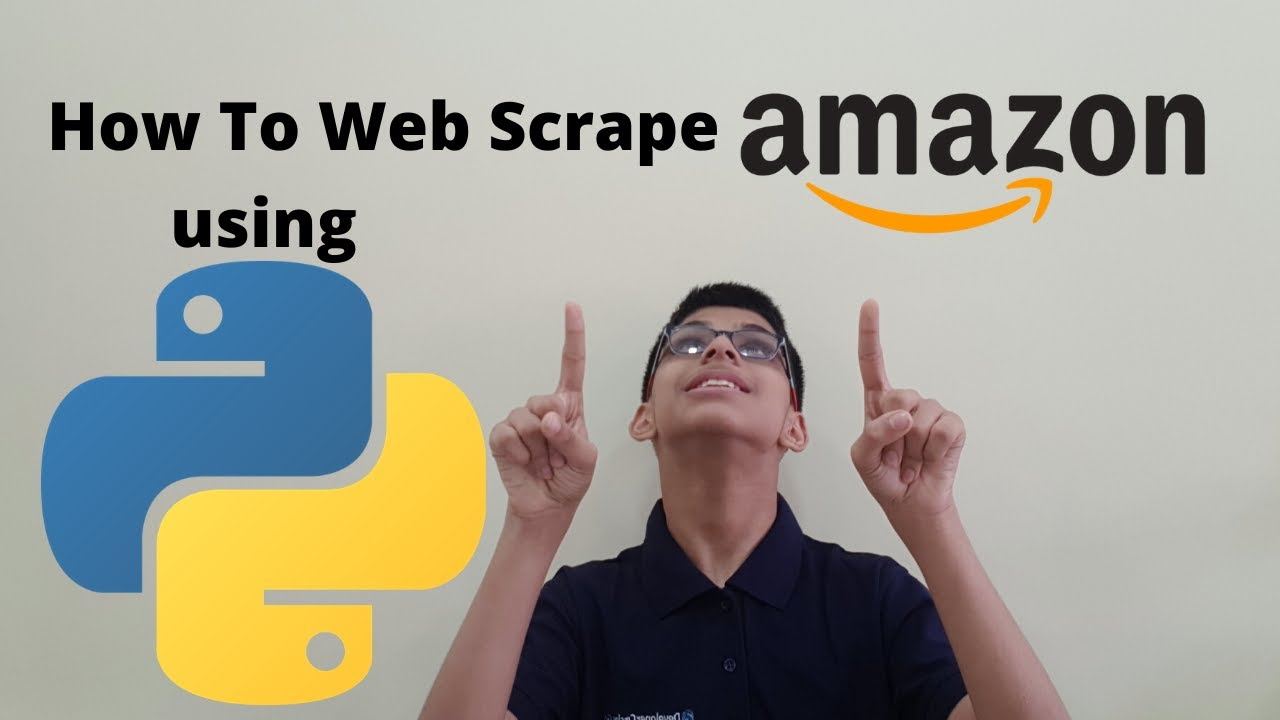 How To Web Scrape Amazon Data using Python - Web Scraping