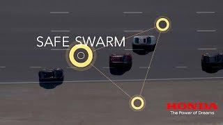 Honda SAFE SWARM Concept | CES 2019